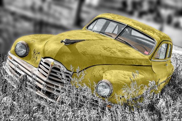 מכוניות ישנות